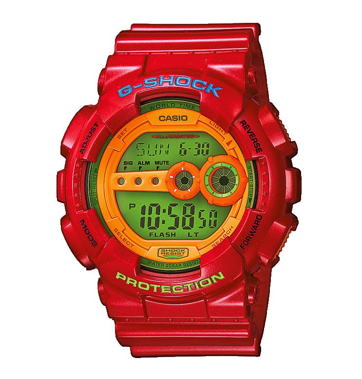 Casio GD-100HC-4ER
