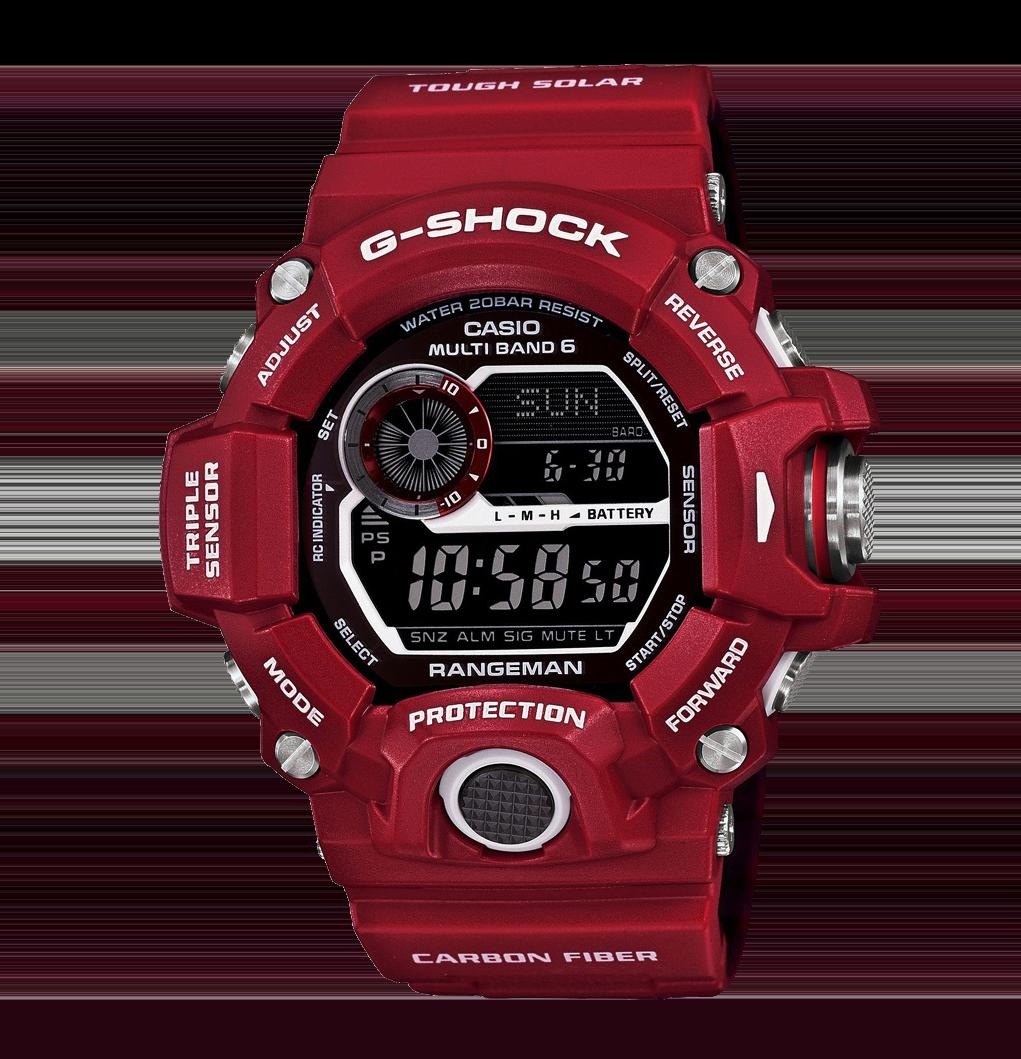 Casio GW-9400RD-4ER