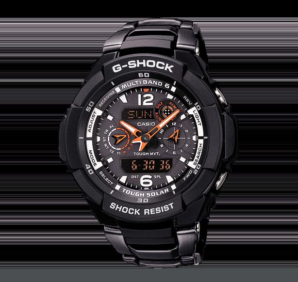 Casio GW-3500BD-1AER