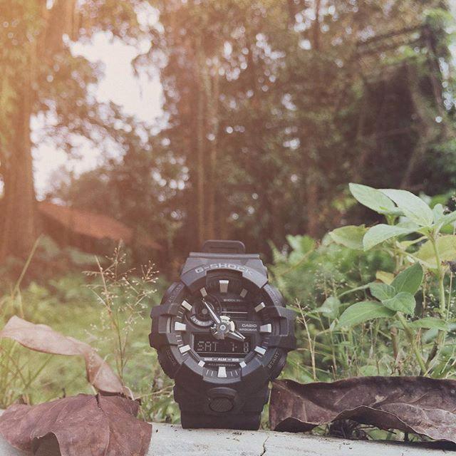 Casio GA-700-1BER