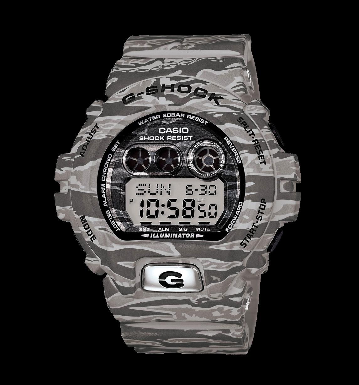 Casio GD-X6900TC-8ER