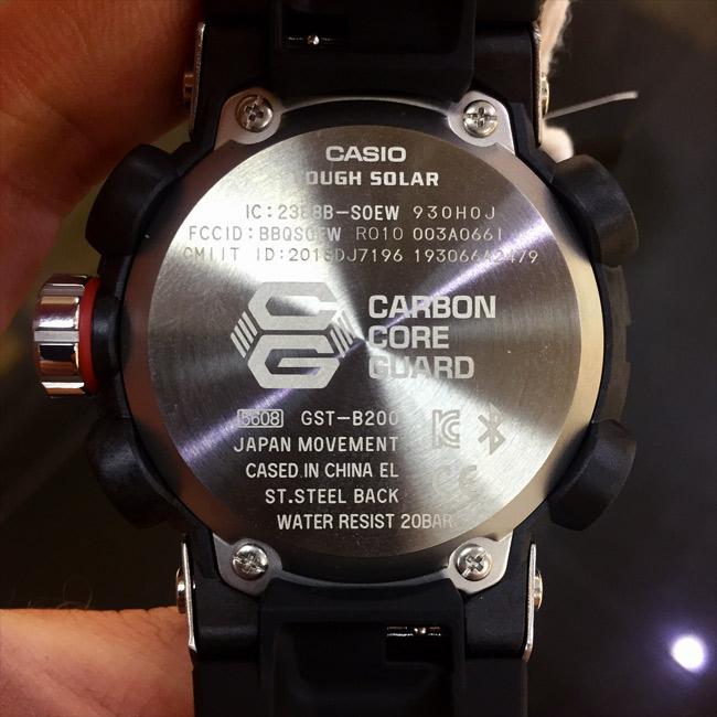 Casio GST-B200D-1AER