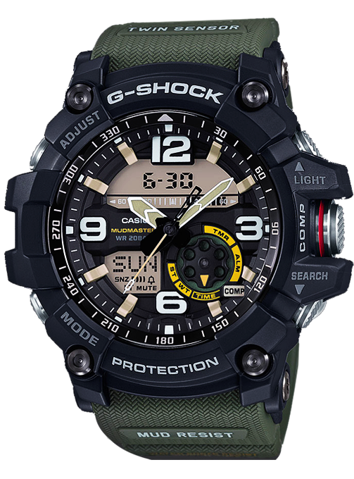 Casio GG-1000-1A3ER