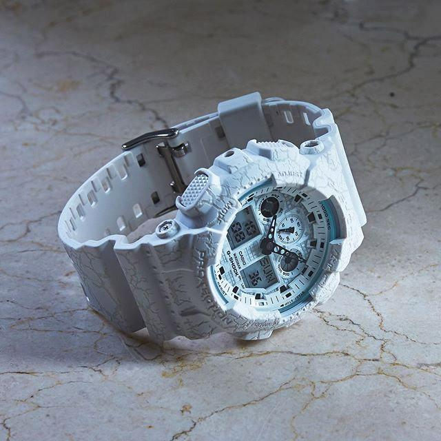 Casio GA-100CG-7AER