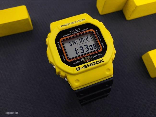 Casio DW-5600TB-1ER