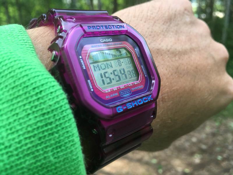 Casio GLX-5600B-4ER