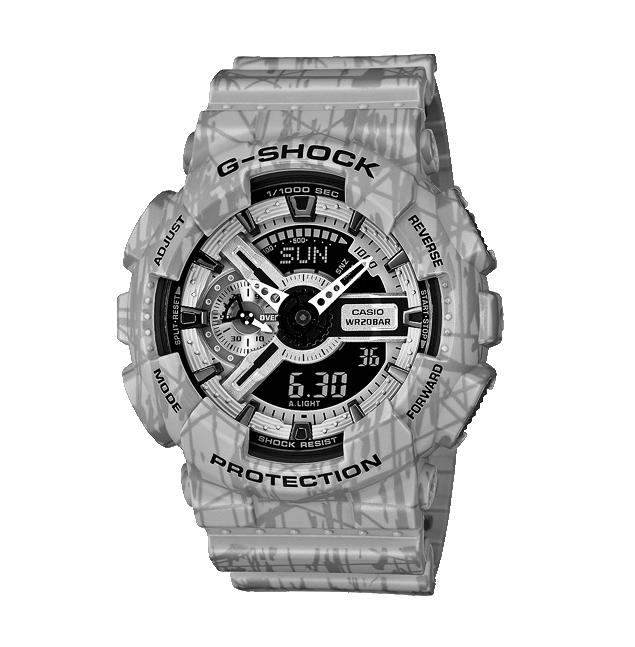Casio GA-110SL-8AER