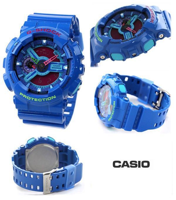 Casio GA-110HC-2AER