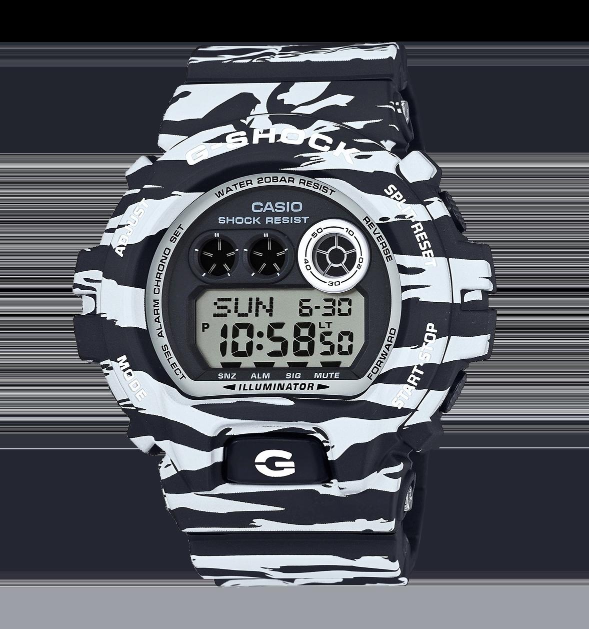 Casio GD-X6900BW-1ER