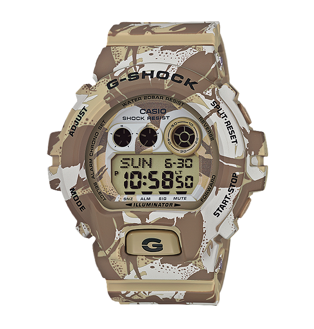Casio GD-X6900MC-5ER