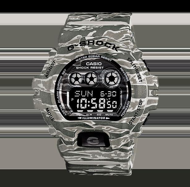 Casio GD-X6900CM-8ER