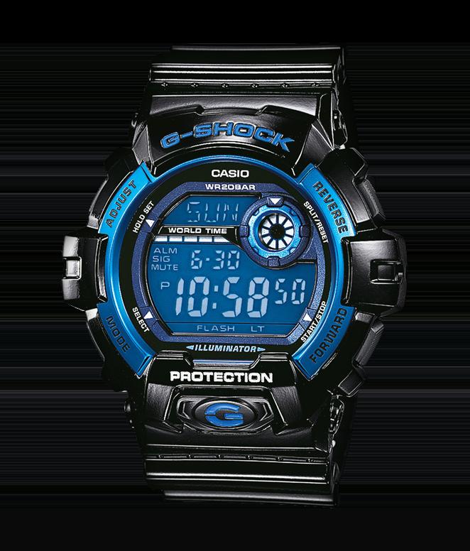 Casio G-8900A-1ER