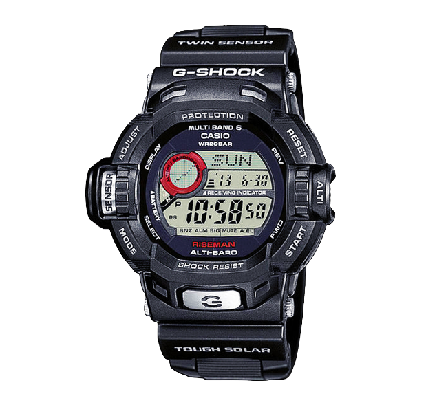 Casio GW-9200-1ER