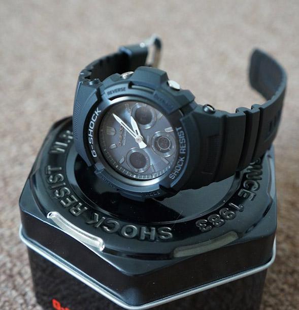 Casio AWG-M100B-1AER