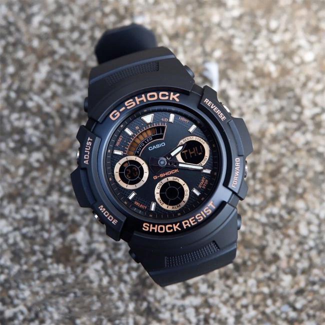 Casio AW-591GBX-1A4ER