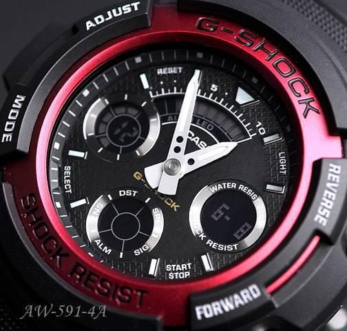 Casio AW-591-4AER