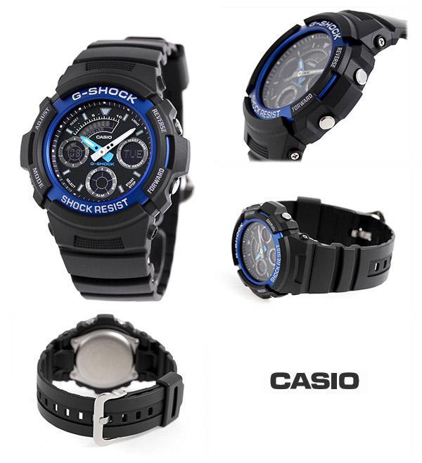 Casio AW-591-2AER