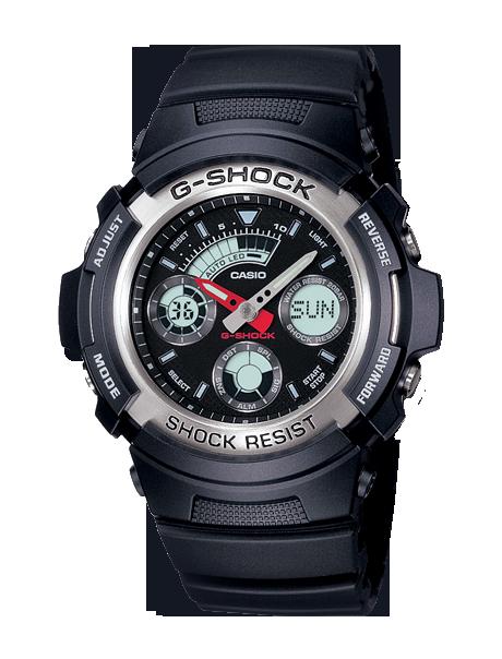 Casio AW-590-1AER