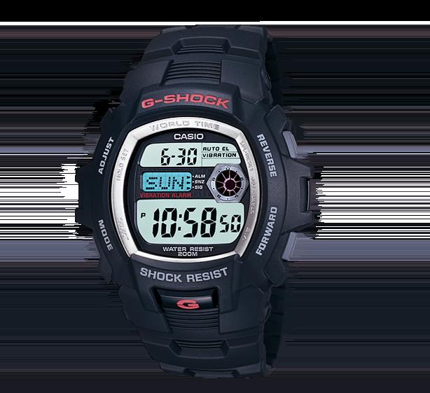 Casio G-7500-1VER