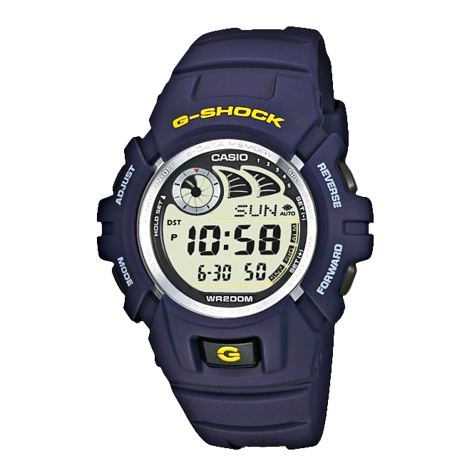Casio G-2900F-2VER
