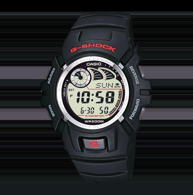 Casio G-2900F-1VER