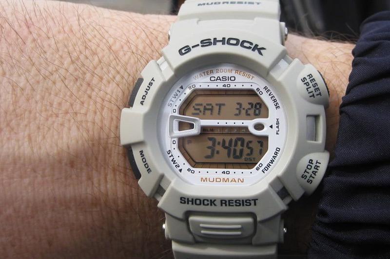 Casio G-9000-8VER