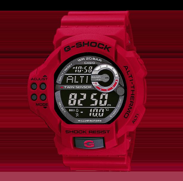 Casio GDF-100-4AER