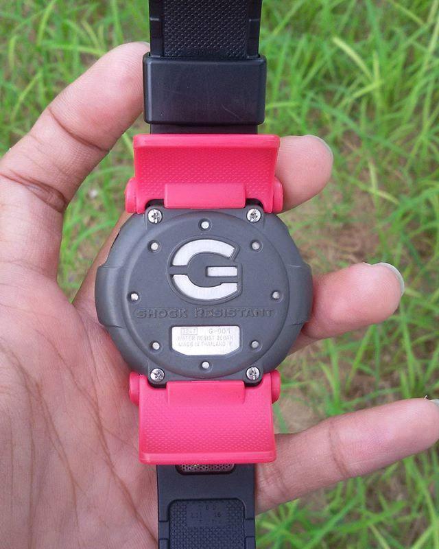 Casio G-001-1BER