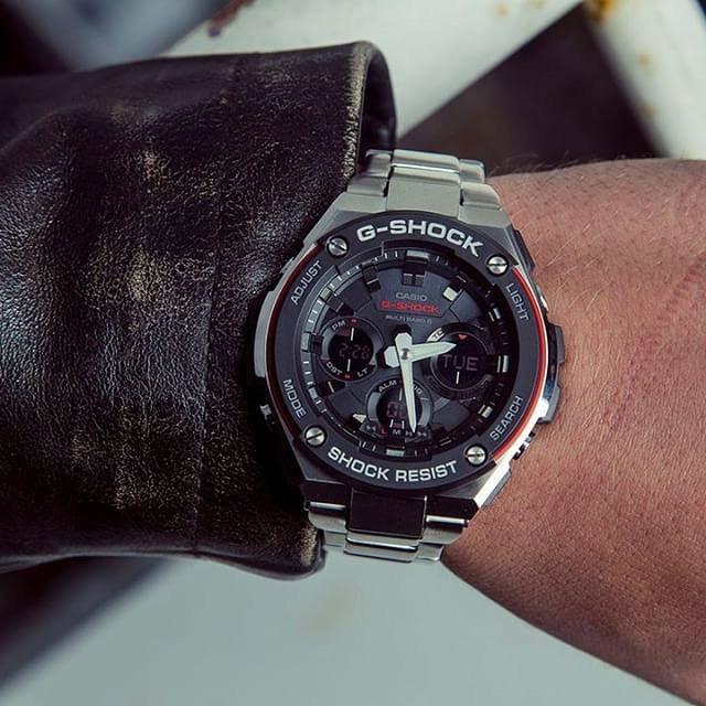 Casio GST-W100D-1A4ER