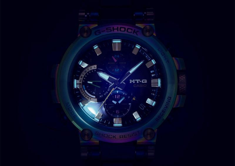 Casio MTG-B1000RB-2AER