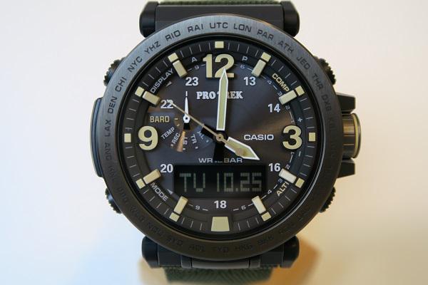 Casio PRG-600YB-3ER