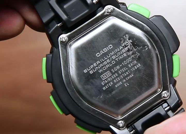 Casio SGW-1000-2BER