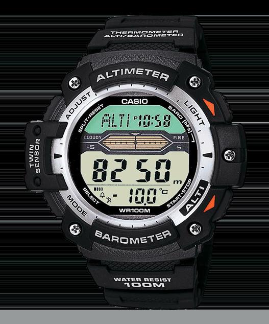 Casio SGW-300H-1AER