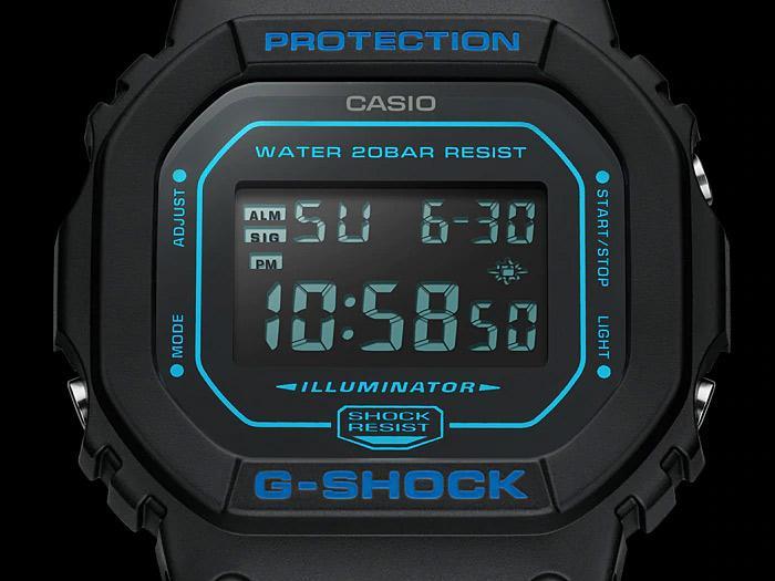 Casio DW-5600BBM-1ER