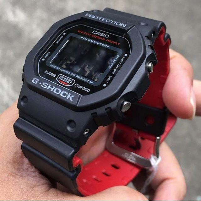 Casio DW-5600HR-1ER