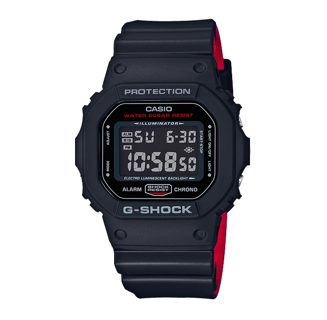 Casio DW-5600HR-1ER